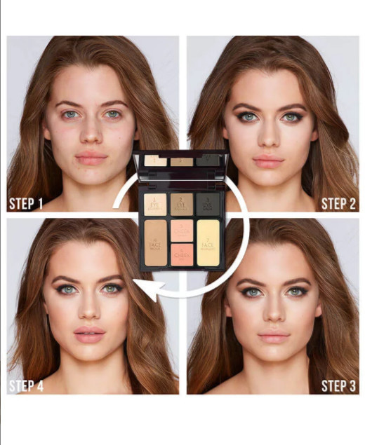 NEW IN - INSTANT LOOK IN A PALETTE £49.00!