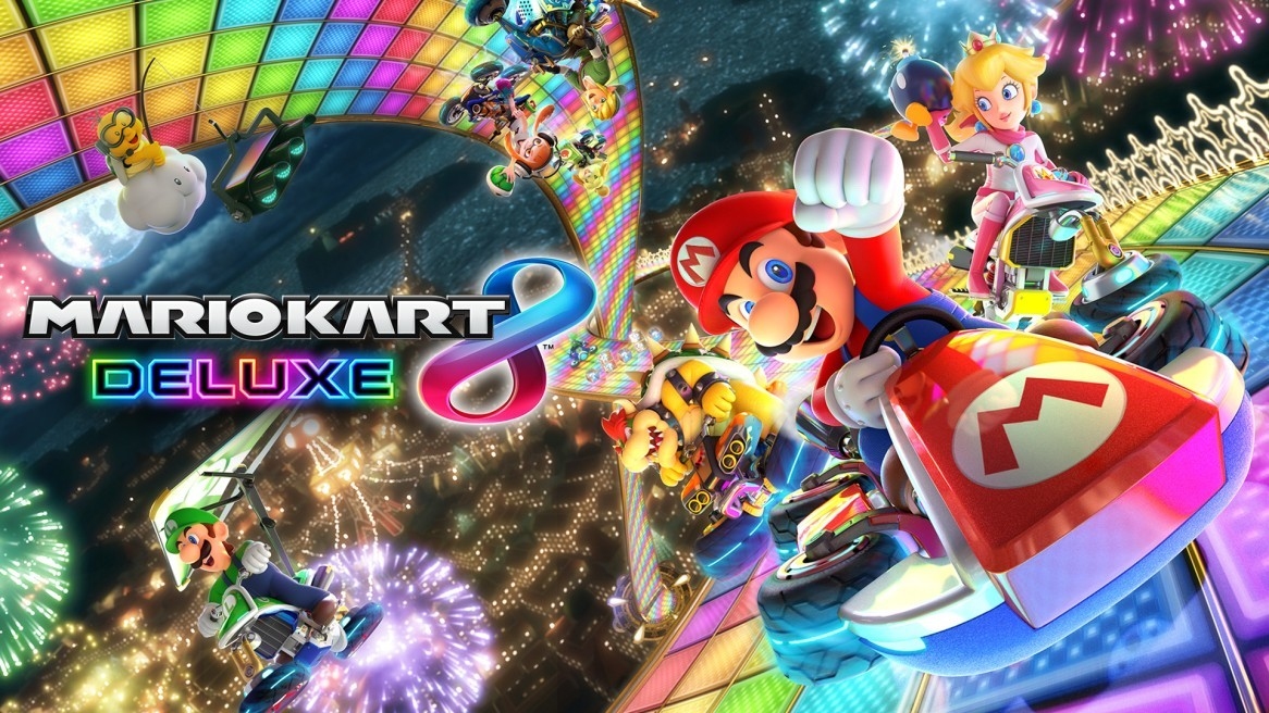 Father's Day Ideas - MARIO KART 8 DELUXE