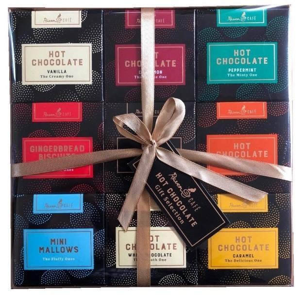 WIN – Raven Café Hot Chocolate Gift Set