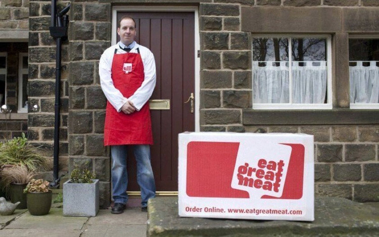 Eat Great Meat will deliver to your door.