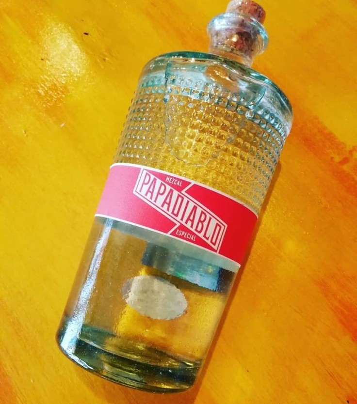 New Mezcal in! Papadiablo Especial and it's bloomin delicious!