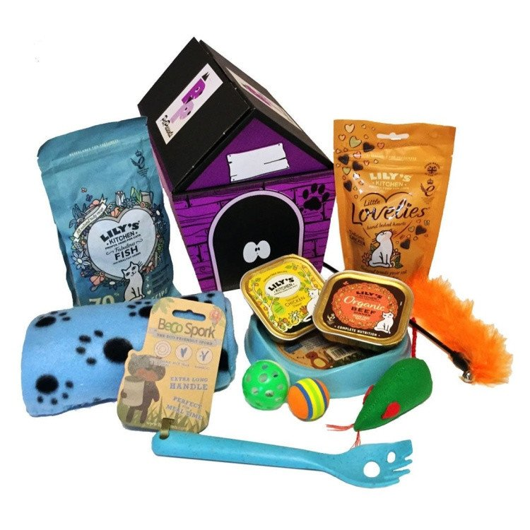 WIN the Ultimate Cat Treat and Toy Hamper!