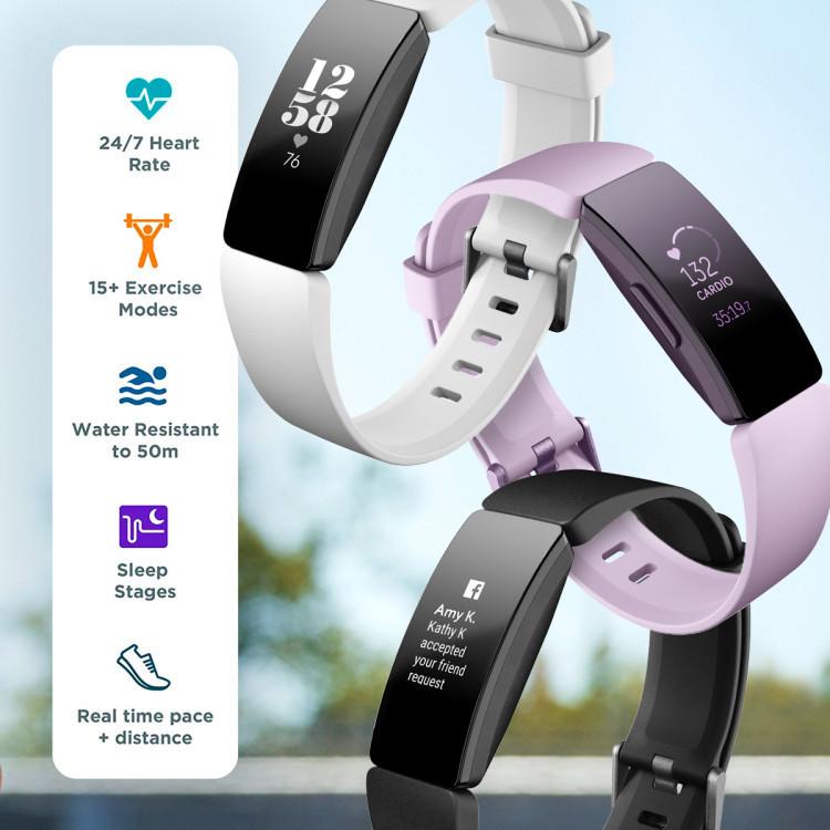 WIN- Fitbit Inspire HR