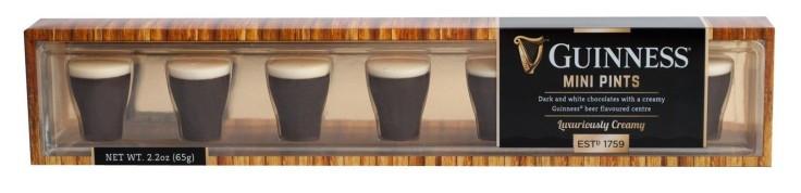 WIN - Guinness luxury chocolate mini pints