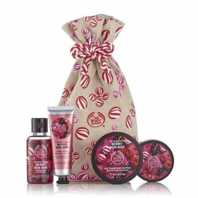CHRISTMAS GIFTS - Festive Sack of Berry Bon Bon Delights: £18.00!