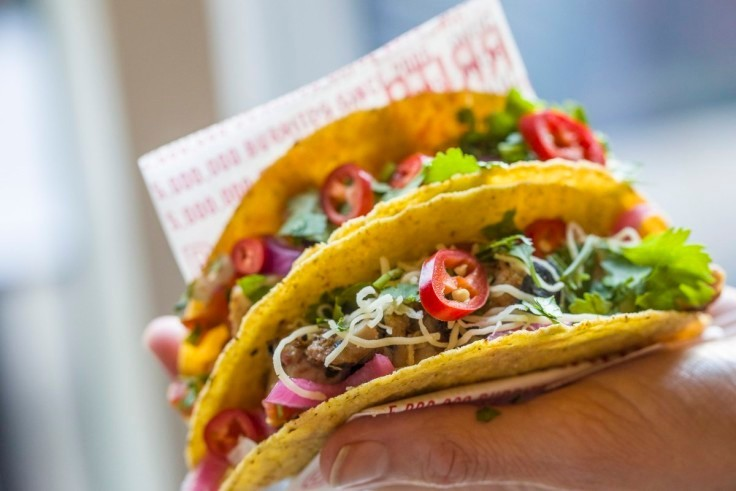 Come and try our NEW Stack o' Taco for just £5.80!