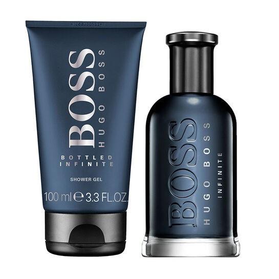 Save - BOSS BOTTLED. INFINITE Eau de Parfum Spray Gift Set 100ml - Father's Day Ideas