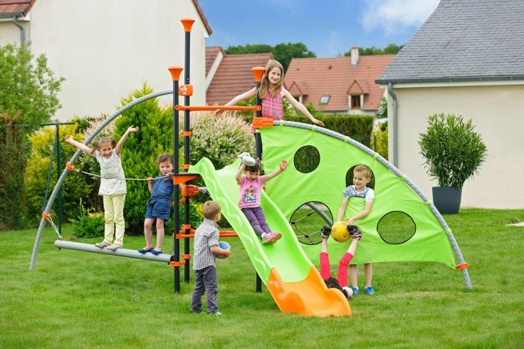 Win this Climbing Frame worth £599