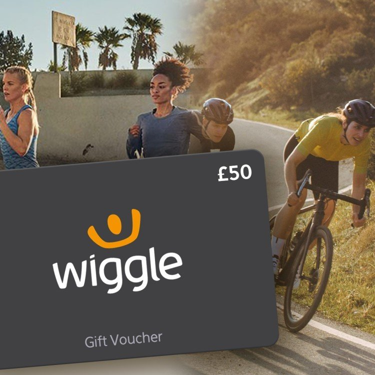 WIN- £50 Wiggle Gift Voucher