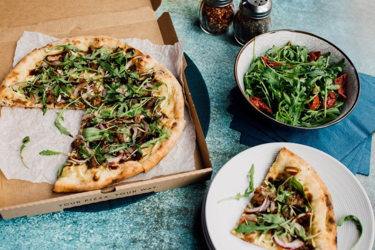 Join us for National Pizza Day... Have it VEGAN!