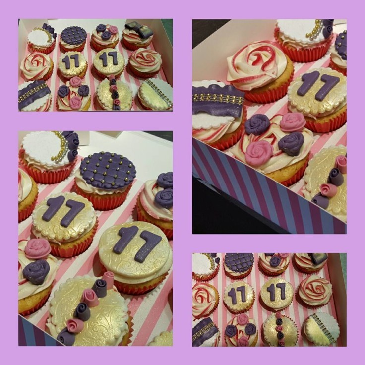 Birthday celebrations cupcakes - Anything is possible at Cake City