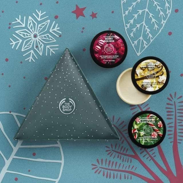 CHRISTMAS THEMED - Festive Body Butter Trio  £15.00!