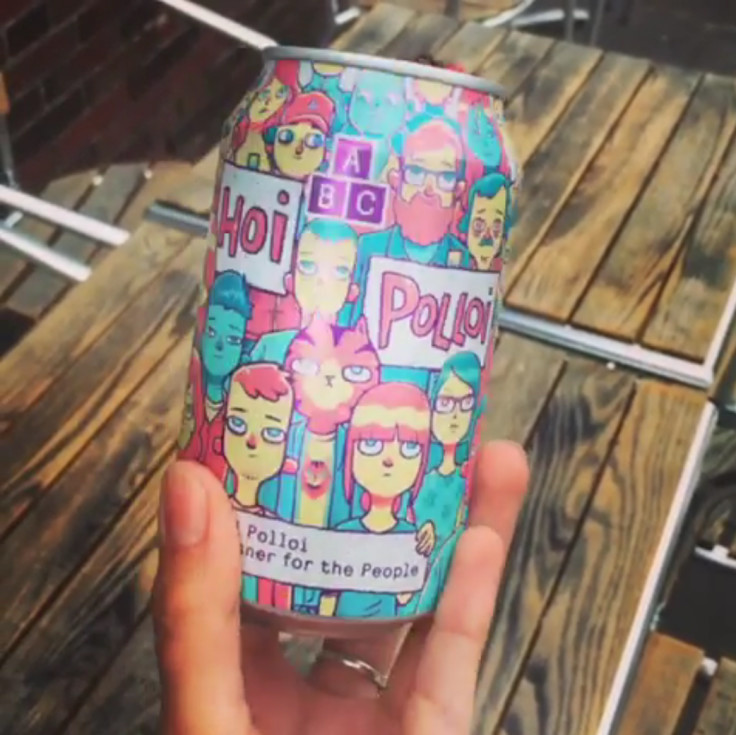 It's our Beer of the Week and we've gone for Alphabet Brewing Company's Hoi Polloi.
