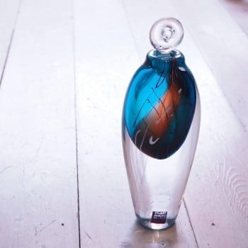 STUART AKROYD BLUE PERFUME BOTTLE - £99.00!