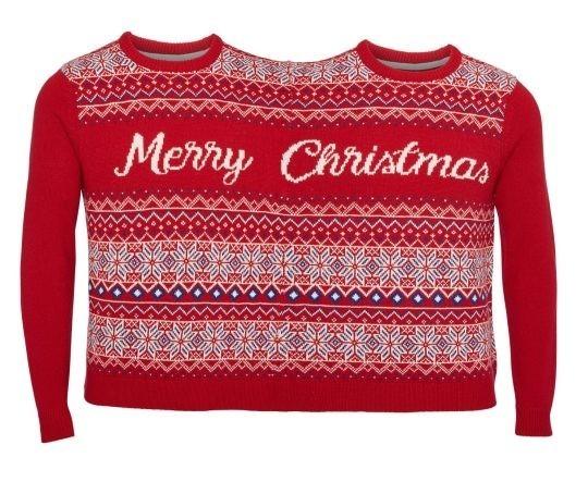 Get yourself a 'twosie' jumper!