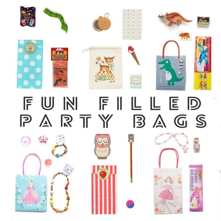 Prefilled Party Bags!!!!!