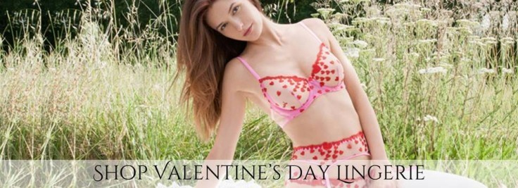 Valentine's Lingerie is the perfect gift for Valentine's Day - Browse on-line now!