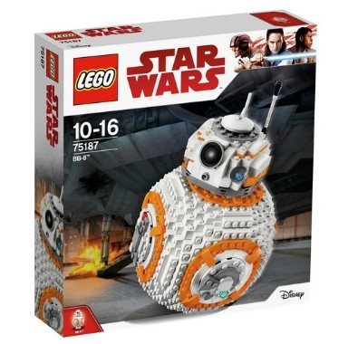 LEGO Star Wars BB8 Figure for £70