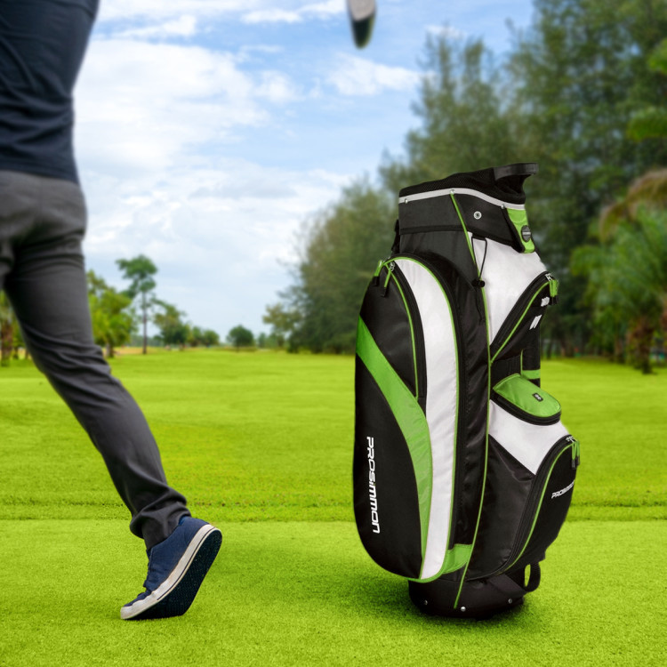 WIN- Prosimmon Tour 14 Way Cart/Trolley Golf Bag