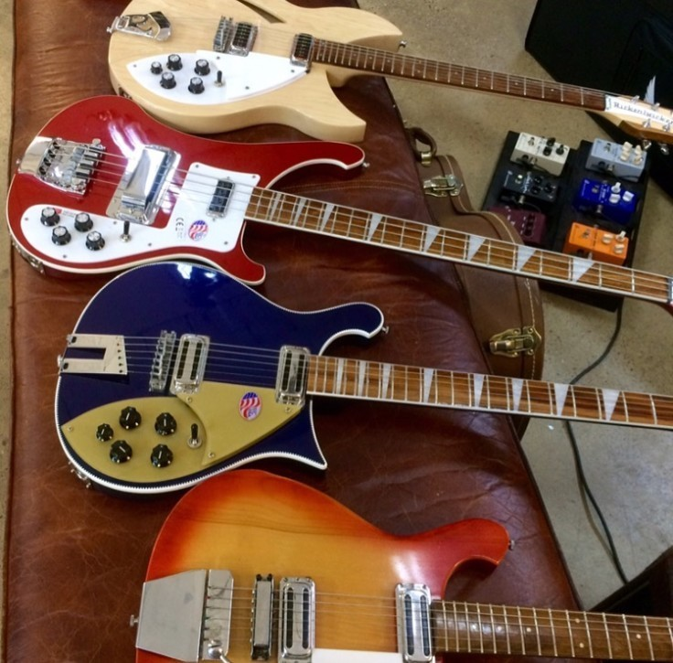 Good selection of Rickenbackers available