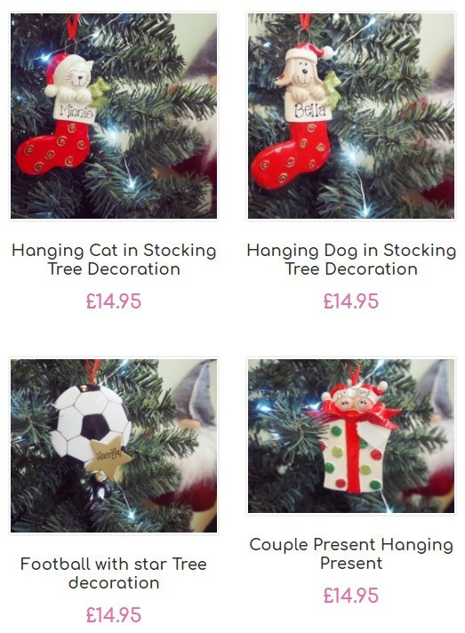 Gorgeous Handmade Christmas Accessories and Decorations UNDER £15!