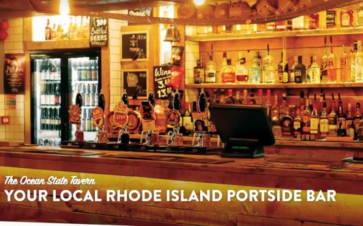 Annie's Ocean State Tavern bar is one of Nottingham's best hidden gems!