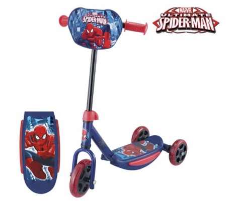 40% OFF - Ultimate Spider-Man 3 Wheeled Scooter!