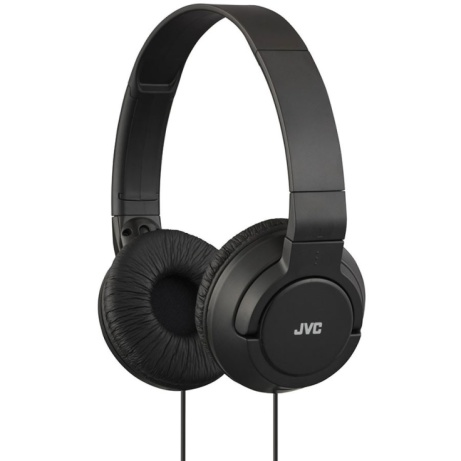 SAVE 65% OFF JVC Black Over Ear Headphones!