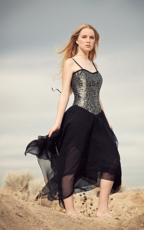 Gothic Faery Dress