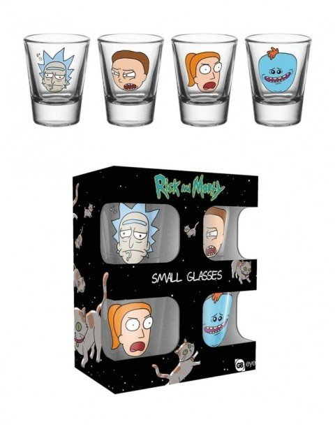 Get Schwifty! Check out the huge range of Rick and Morty merch...