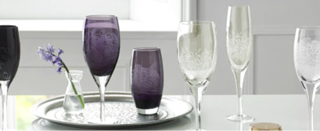 40% OFF Monsoon Glassware at Denby!