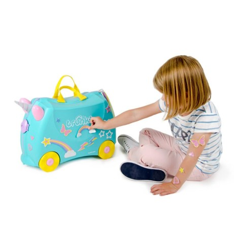 NEW Trunkis on our website - Una the Unicorn Trunki £39.99!