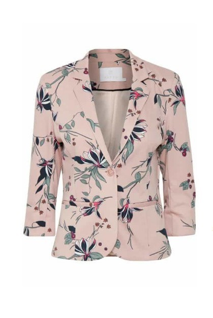 Shop the Kaffe Selly India Blazer – Peach Whip:  £79.99!