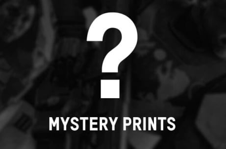 5 Mystery Prints - ONLY £9.99!