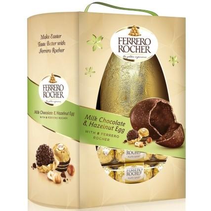 Ferrero Rocher Giant Easter Egg - ONLY £8.99!