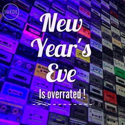 This year we have decided to swerve New Year's Eve, why not join us on Friday the 30th!? FREE Entry!