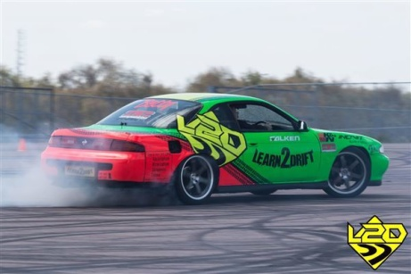 68% OFF Half Day Drifting with Six Lap Passenger Ride!