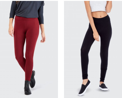 2 Leggings for £10 at Select Fashion!