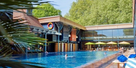 Up to 46% OFF - Spa Day with massage & tapas at 'beautiful' lido!