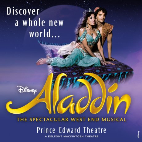 Disney's Aladdin tickets from JUST £25 - No booking fees!