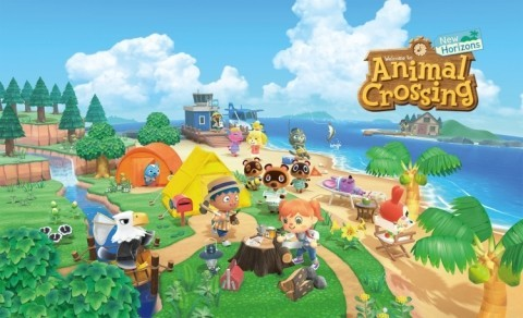 WIN- Animal Crossing New Horizons for Nintendo Switch