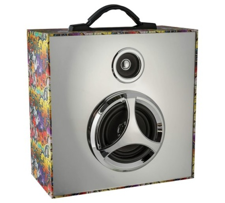 Jivo Infinity Pulse Bluetooth Flash Boom Speaker!