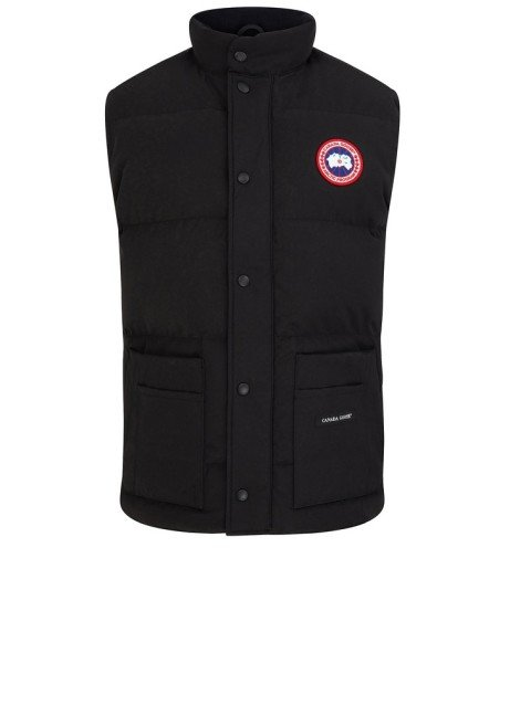 Shop our new range of Canada Goose - Like this, Freestyle Vest in Black £299.00!