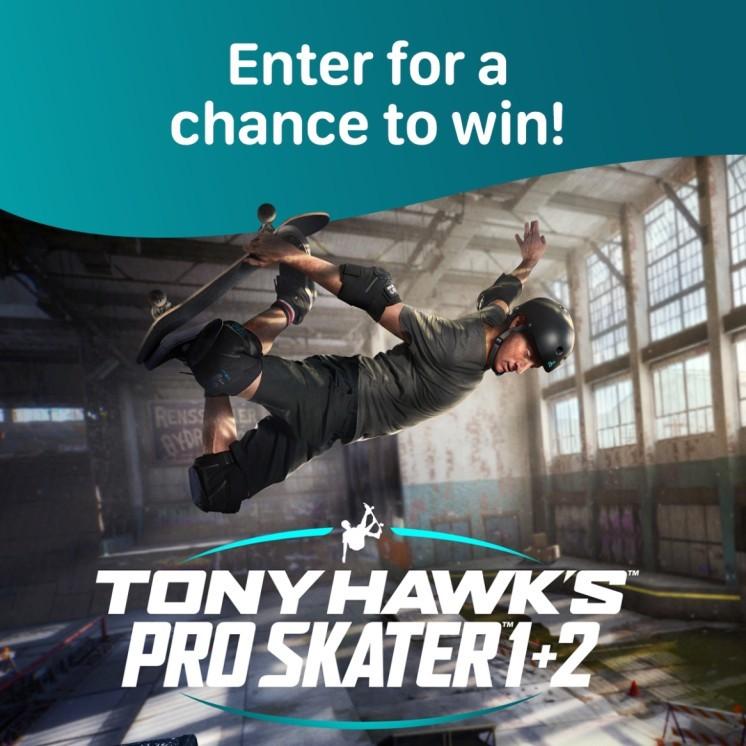 WIN - Tony Hawk's Pro Skater 1 + 2