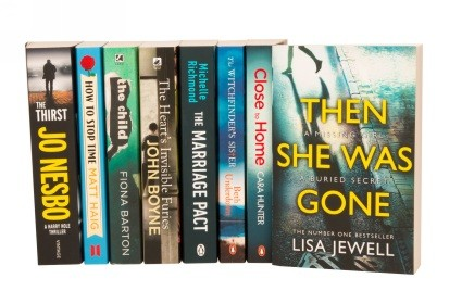 Richard and Judy Book Club Spring 2018 8 Book Bundle - Now Only £34.99