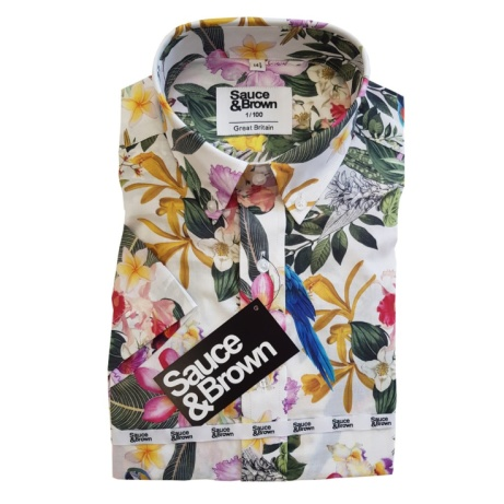 Check out the Limited Edition Shirt: The Botanical SS £65.00!