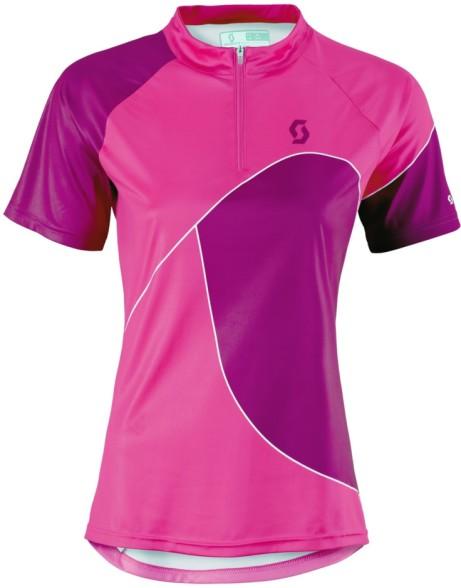 60% OFF - Scott Trail 50 Womens Short Sleeve Cycling Jersey