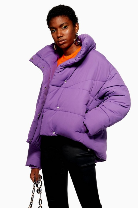 SALE ON PUFFERS, SAVE £20.00 - Wrap Puffer Jacket!
