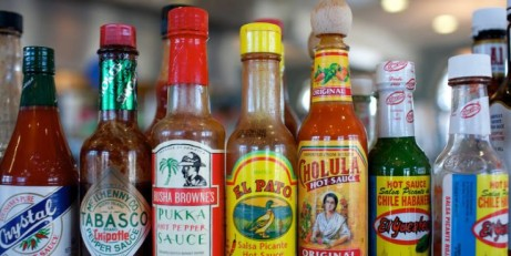 Join us every Wednesday to explore the world of HOT SAUCE - which one can you stand?
