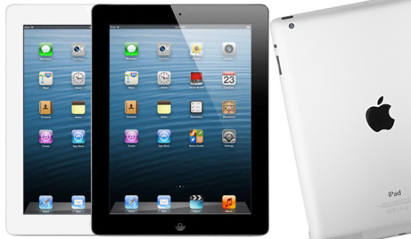 SAVE 67% on a Black - 64GB iPad 4!